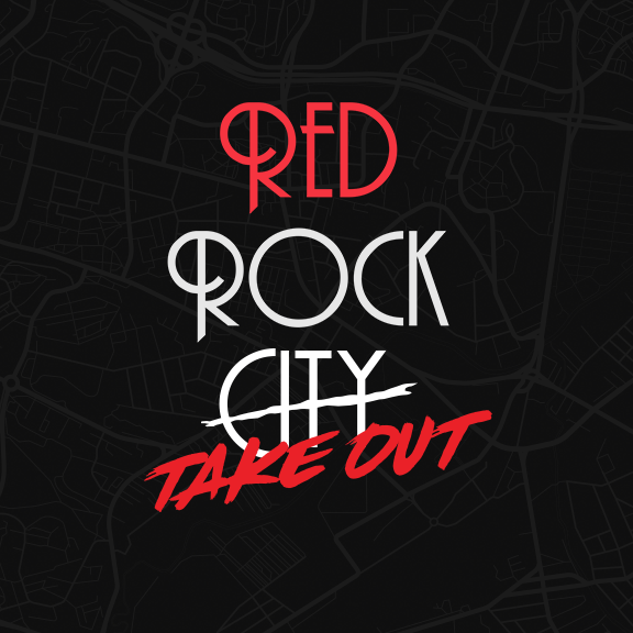 Logo Red Rock City Takeout