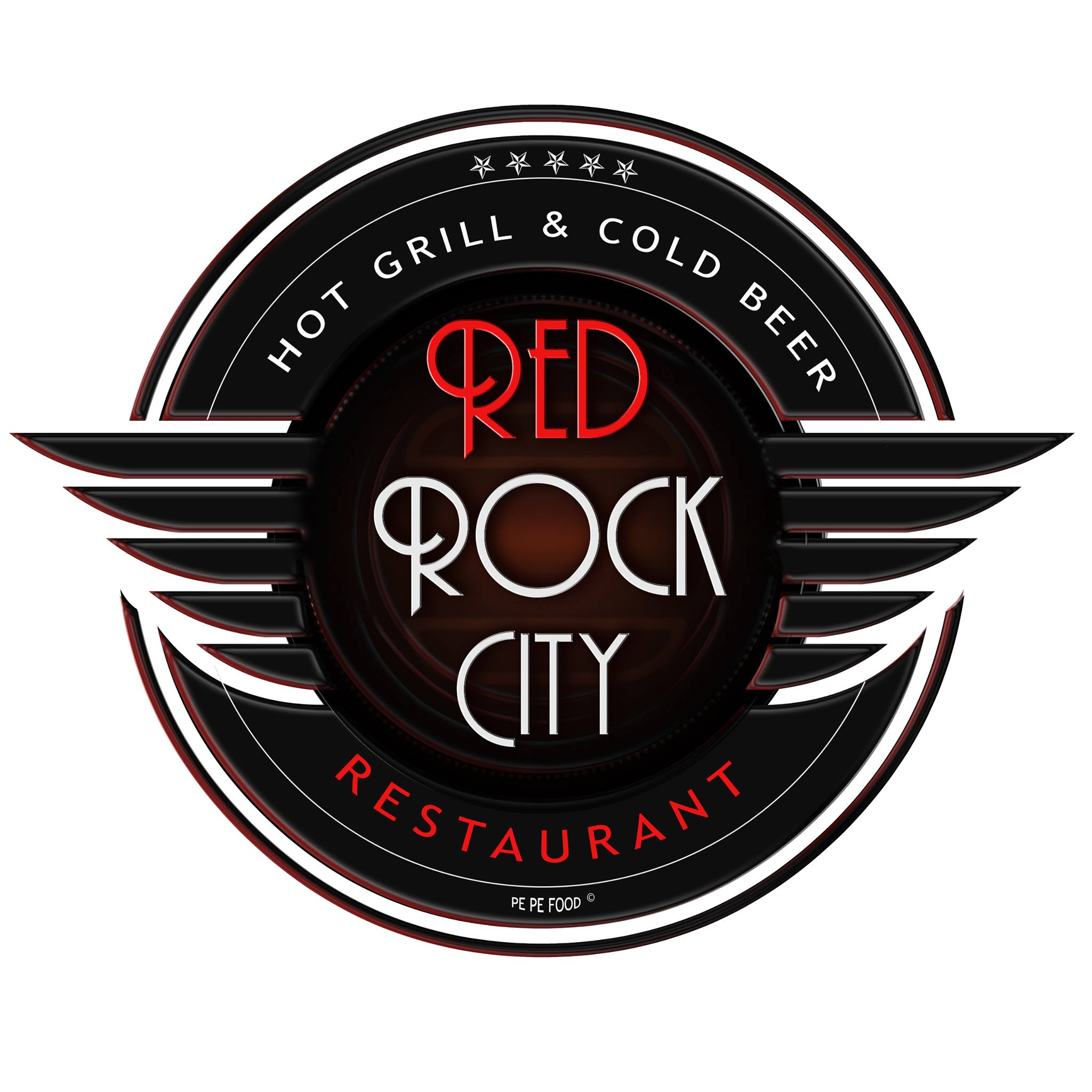 Logo Red Rock City